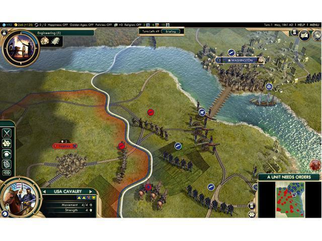 Sid Meier's Civilization V: The Complete Edition [Online Game Code] -  Newegg com