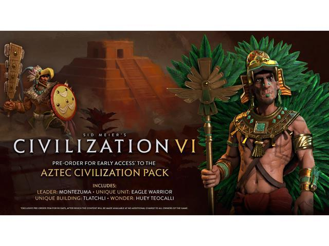 Sid Meier's Civilization VI [Online Game Code] - Newegg com
