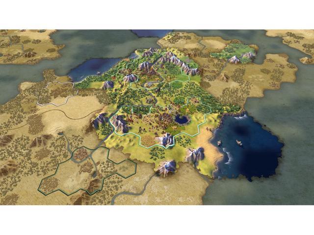 Sid Meier's Civilization VI Digital Deluxe Edition [Online Game Code] -  Newegg com