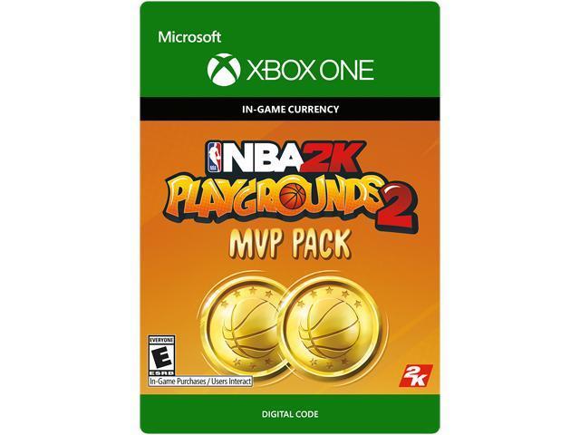 NBA 2K Playgrounds 2K MVP Pack - 7,500 VC Xbox One [Digital Code