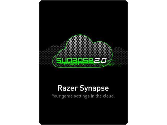 Razer synapse 2 0 PC Cloud-Based Driver Software - Download - Newegg com
