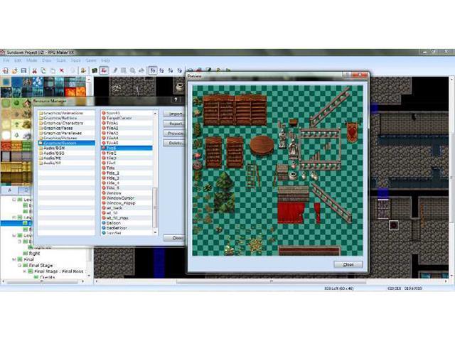 RPG Maker VX 1 0 - Download - Newegg com