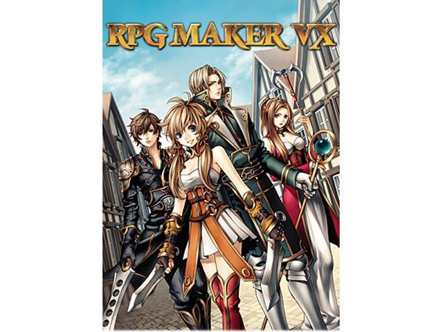 RPG Maker VX 1 0 - Download - Newegg com