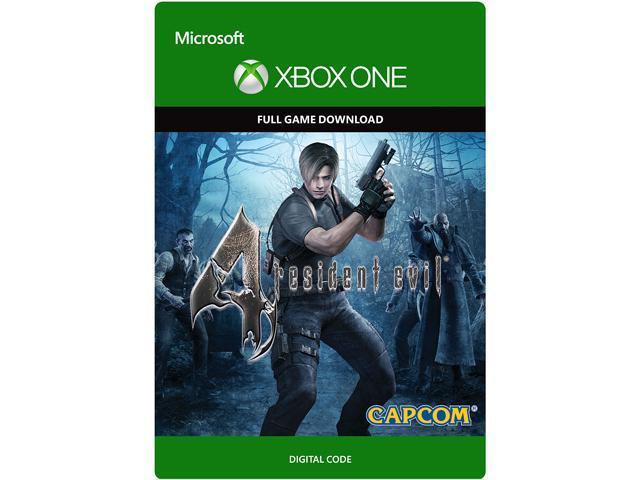 Resident Evil 4 XBOX One [Digital Code] - Newegg.com