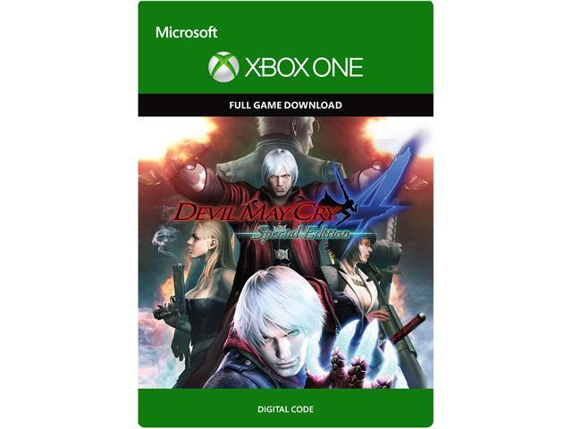 Devil May Cry 4 Special Edition Xbox One [Digital Code] - Sale: $7.49 USD (70% off)