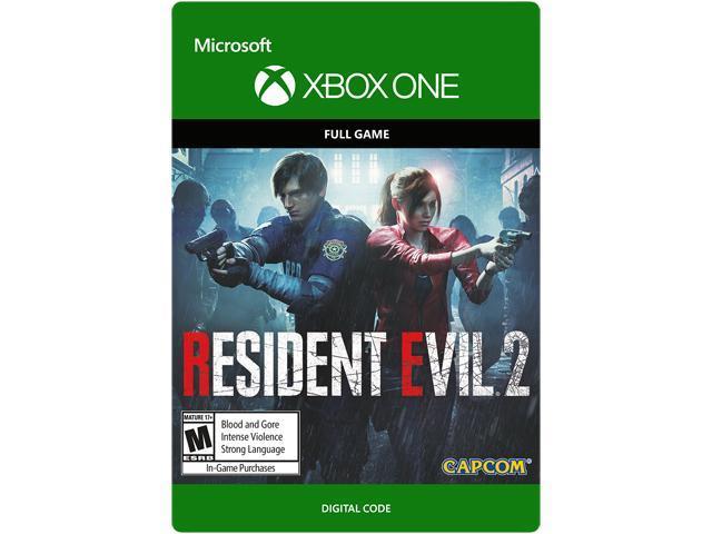 Resident Evil 2 Xbox One [Digital Code] - Newegg com