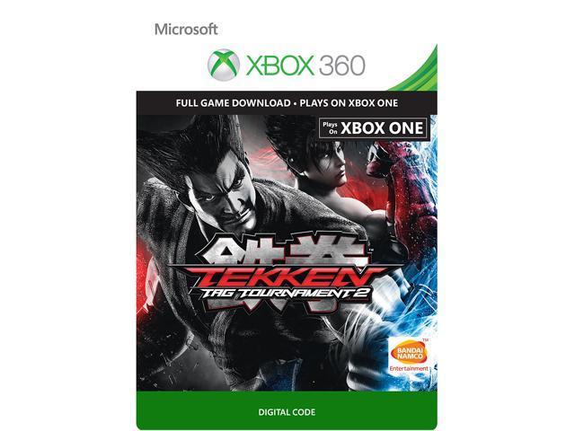 Tekken Tag Tournament 2 Xbox 360 Digital Code Newegg Com
