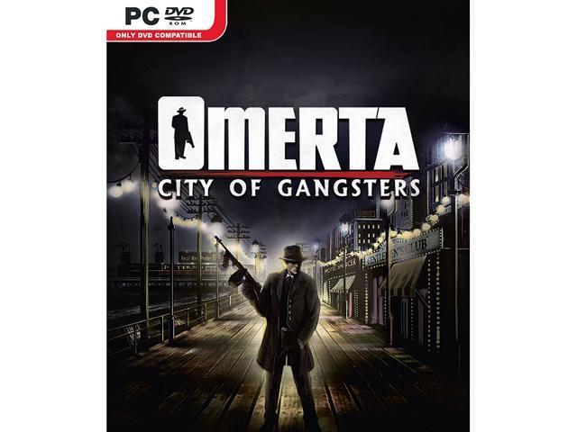 Omerta - City of Gangsters [Online Game Code] - Newegg com