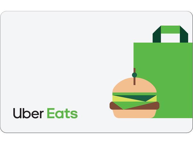 $50 Uber Eats Gift Card