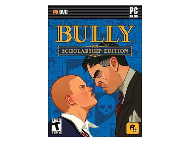 Bully: Scholarship Edition PC Game - Newegg com