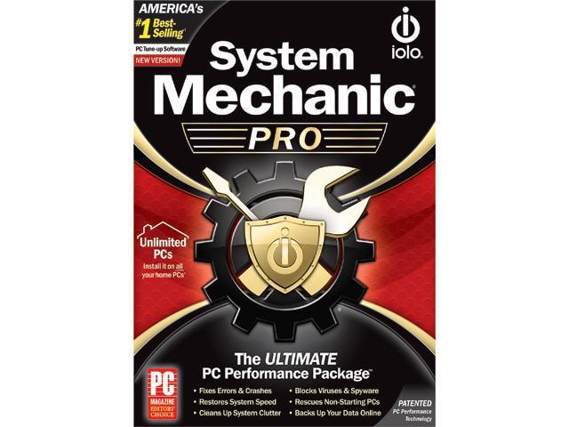 Iolo System Mechanic Professional Download Newegg Com