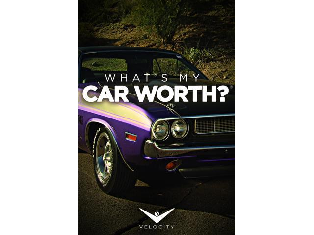 What My Car Worth >> What S My Car Worth Season 7 Episode 4 Rosso Corsa