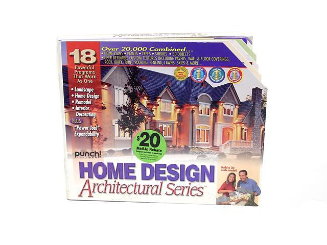 Punch Software Home Design Architectural Series 18 Software Newegg Com
