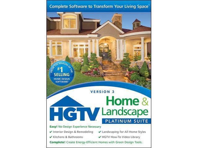 Nova Development HGTV Home U0026 Landscape Platinum Suite 3.0
