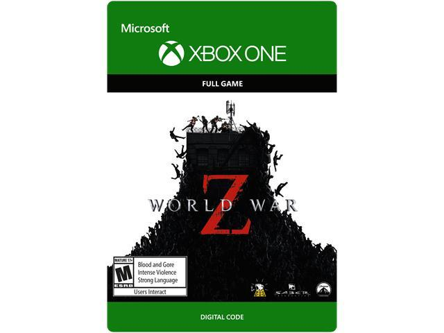 World War Z Xbox One [Digital Code] - Newegg com