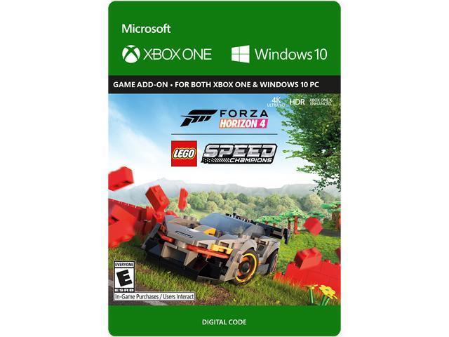 Forza Horizon 4 LEGO Speed Champions Xbox One / Windows 10 [Digital Code] -  Newegg com