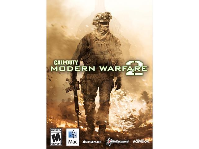 Call of Duty: Modern Warfare 2 for Mac [Online Game Code] - Newegg com