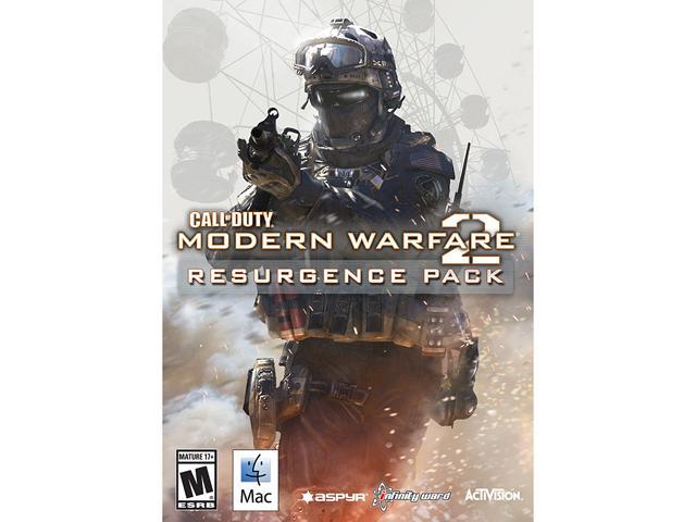 Call of Duty: Modern Warfare 2 Resurgence Pack for Mac [Online Game Code] -  Newegg com