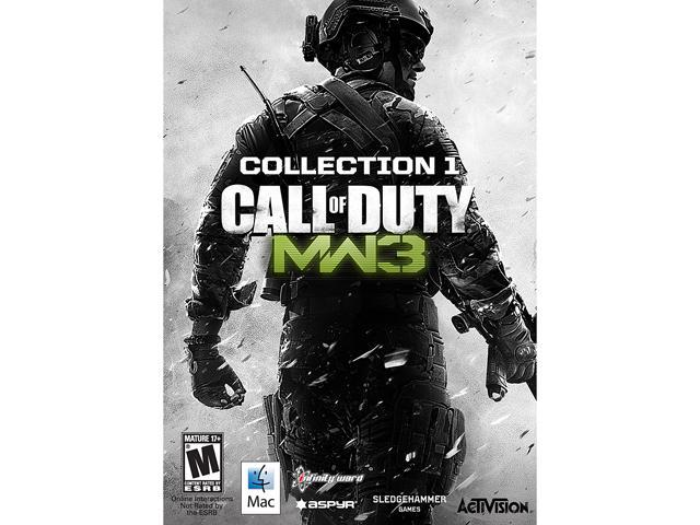 Call Of Duty Modern Warfare 3 Collection 1 For Mac Online Game