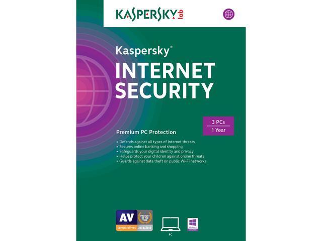 kaspersky internet security 2015 3 pcs. Black Bedroom Furniture Sets. Home Design Ideas