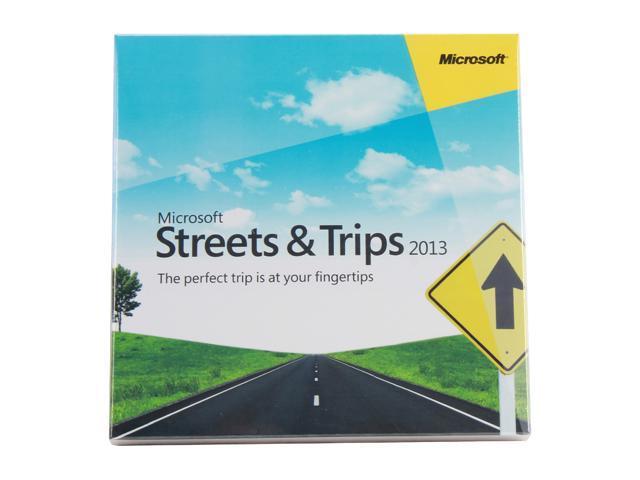 microsoft streets trips 2013 newegg com