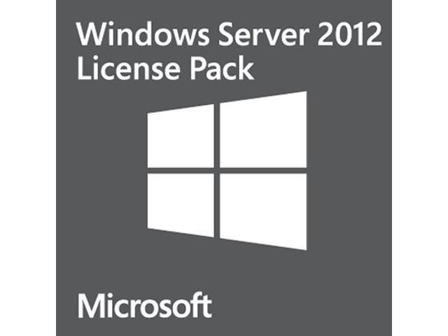 Windows Remote Desktop Services 2012 - License 5 User CAL - Newegg com