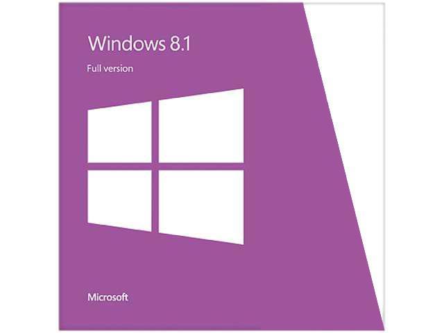 Windows 8 1 Update and Full version - Newegg com