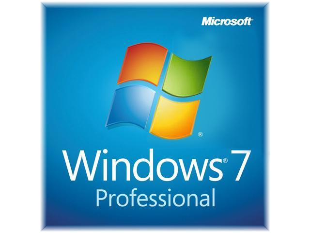 Windows 7 Professional SP1 64-bit