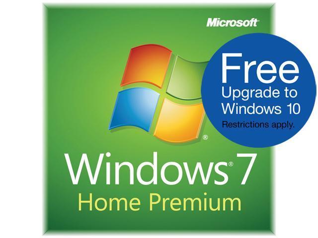 9a49fbe0e59 Microsoft Windows 7 Home Premium SP1 32-bit - Newegg.com