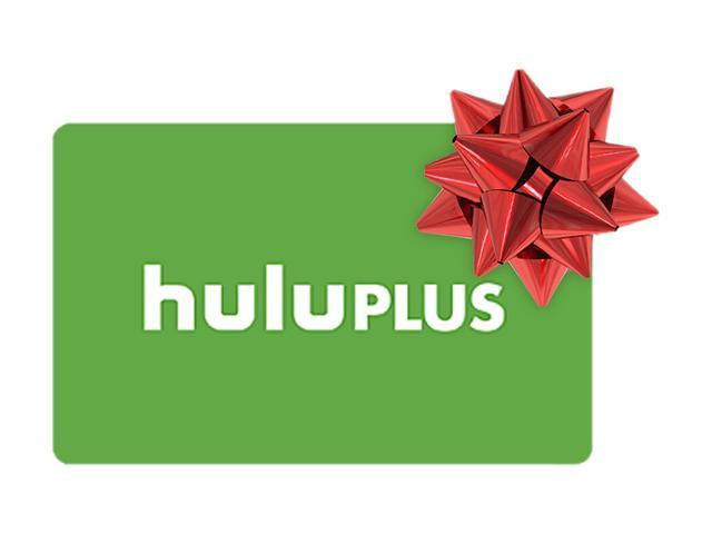 Hulu 1 Month - Holiday Offer (Email Delivery) - Newegg com