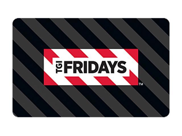 $50 Gift Card TGI Fridays