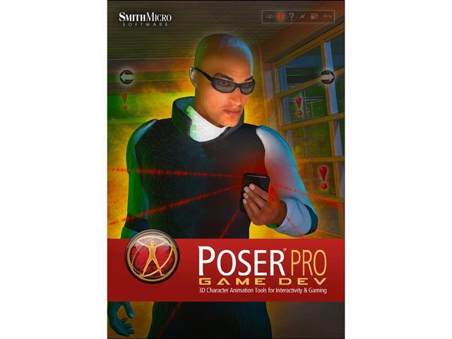 SmithMicro Poser Pro Game Dev - Download - Newegg com