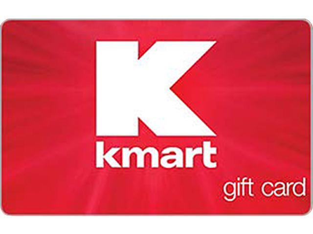 Kmart $100 Gift Card (Email Delivery) - Newegg.com