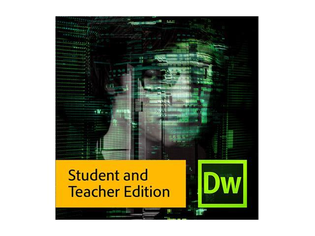 Buy Adobe Dreamweaver Cs6 Student And Teacher Edition Mac Os
