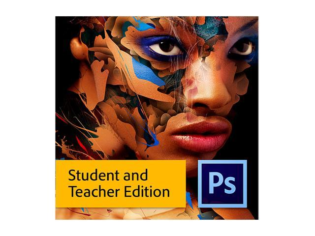 Cheapest Adobe Photoshop Cs6 Extended Student And Teacher Edition