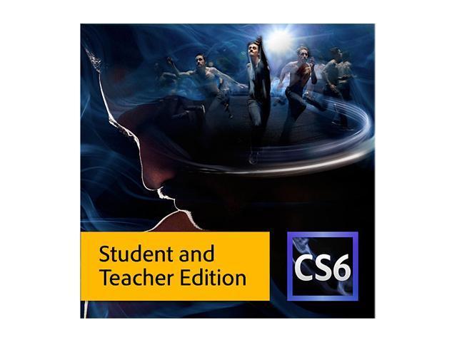 Buy Adobe Creative Suite 6 Production Premium Student and Teacher Edition 64 bit