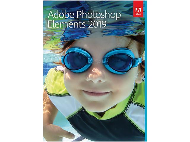 Adobe Photoshop Elements 2019 - Windows & Mac (No Subscription Required) -  Newegg com