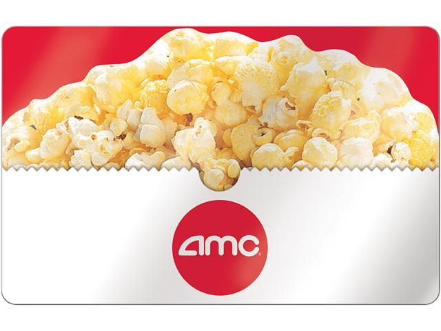 AMC Theatre Gift Card 25 Email Delivery