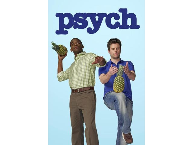 Psych: Season 3 Episode 13 - Any Given Friday Night at 10PM, 9PM Central  [SD] [Buy] - Newegg com