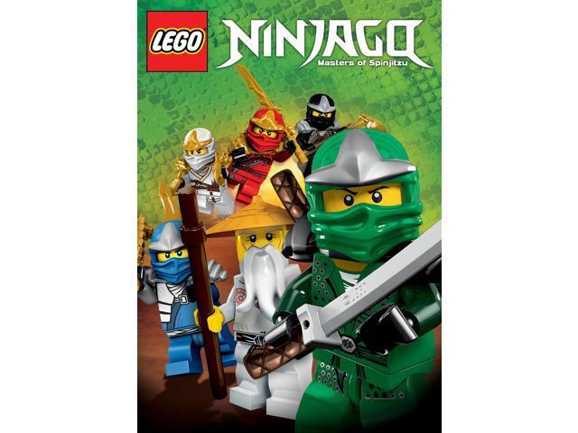 LEGO Ninjago: Masters of Spinjitzu: Season 1 Episode 2 - King of Shadows  [HD] [Buy] - Newegg com