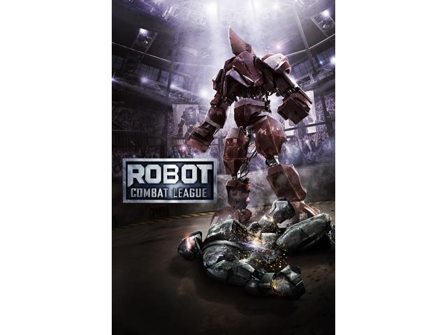 Robot Combat League: Season 1 Episode 6 - Kicking Bot [SD] [Buy] -  Newegg com
