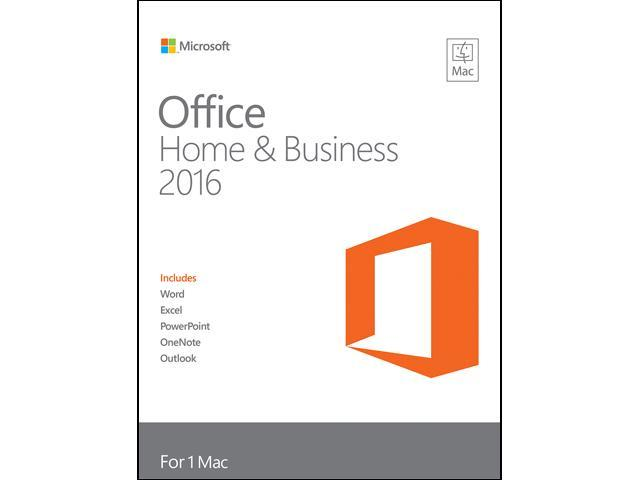 office 2016 home and business product key card