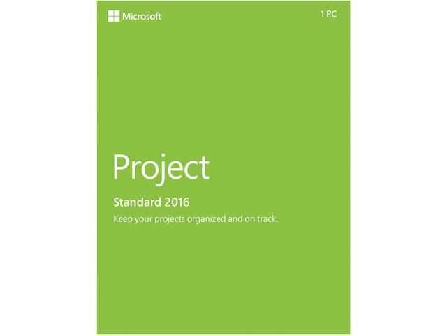 Project Standard 2016 buy key