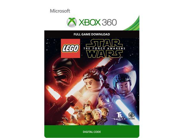 Lego Star Wars The Force Awakens Xbox 360 Digital Code Newegg Com
