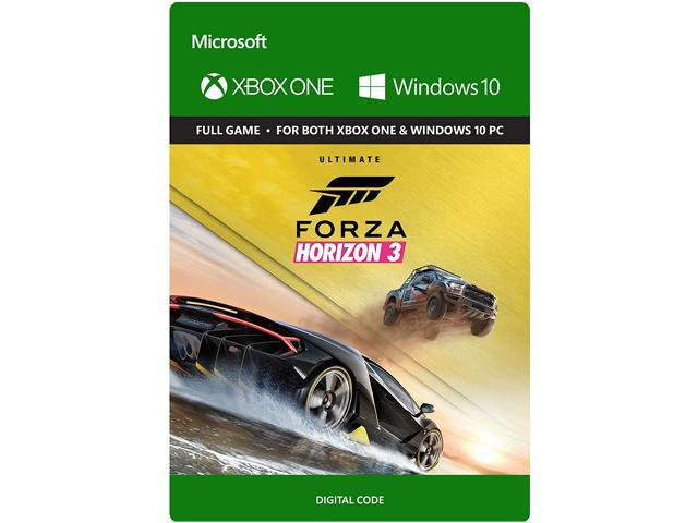 Forza Horizon 3 Ultimate Edition Xbox One / Windows 10 [Digital Code] -  Newegg com