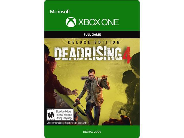 Dead Rising 4: Deluxe Edition Xbox One [Digital Code] - Sale: $8.99 USD (85% off)