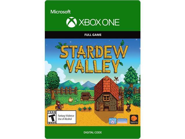 Stardew Valley Xbox One [Digital Code] - Newegg com