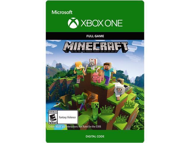 Minecraft XBOX One [Digital Code] - Newegg com