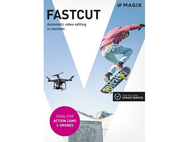 MAGIX Fastcut - Newegg com