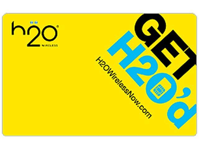 h2o wireless 20 prepaid code pay as you go email delivery rh newegg com h2owirelessnow login